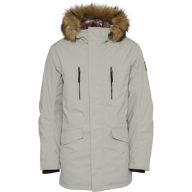 North Bend Town Parka Heren, dry sand